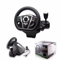 Control Volante 3 En 1 Para Xbox One Ps3 Y Pc
