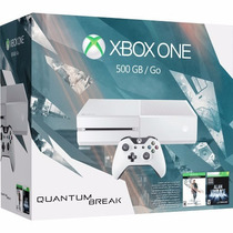 Xbox One Special Edition Console Quantum Break