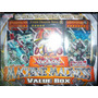 Yu-gi-oh! Machine Madness Value Box Re-volt Mayhem Cyber