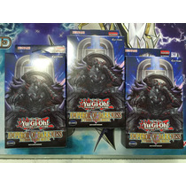 Yugioh Deck Emperor Of Darkness X 3 Deck Monarca