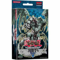 Yu-gi-oh! Machine Re-volt Structure Deck Ingles 1st Edition