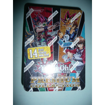 Yu-gi-oh! Premium Collection Tin 2012 Ingles.