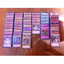 Cambio Deck De Yu-gi-oh De Konami Con Protectores