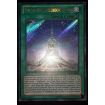 The Grand Spellbook Tower Abyr-en060 Secret Rare Mint