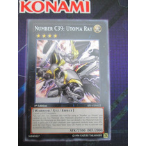 Yugioh Number C39 Utopia Ray Comun 1st Sp14-en022