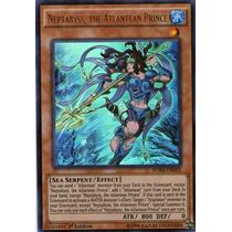 Neptabyss The Atlantean Prince Bosh Ultra