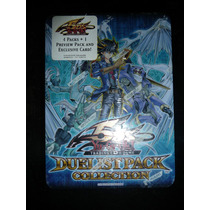 Yu-gi-oh! Duelist Pack Collection Mini Tin 2009 Azul Nuevo
