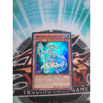Yugioh Spanish Blizzard Princess Super Ct09-sp009