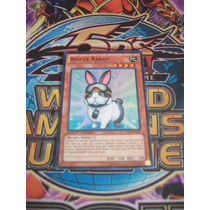 Yugioh Rescue Rabbit Super Rare Ct09-en015