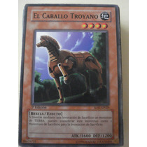 Carta Yu Gi Oh El Caballo Troyano