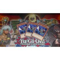 Yugi-oh Atlantean Attack Squad X3 Comunes Nuevas Redu