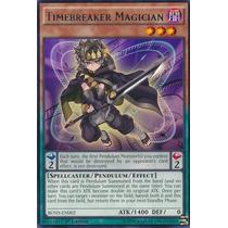 Timebreaker Magician - Bosh-en002 - Rare 1st Edition