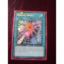 Malefic World Secret Yugioh!