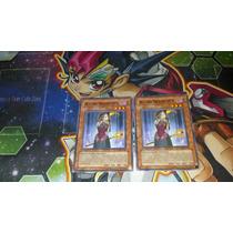 Yugi-oh Allure Queen Lv3 X2 Comunes Usadas