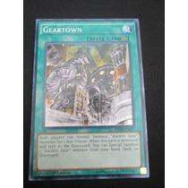 Yugioh 3x Geartown Comun 1st Sdgr-en021