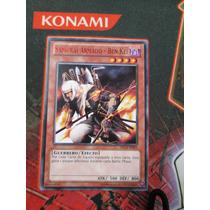 Yugioh Spanish Armed Samurai Ben Kei Red Rare Dl14-sp-003