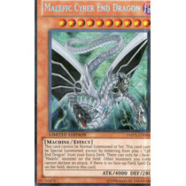 Malefic Cyber End Dragon Ymp1 Secret
