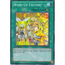 Yugioh **** Wind-up Factory (genf-en054) 1st **** Yu Gi Oh!
