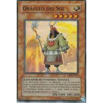 Yugioh ****** Oráculo Del Sol (abpf-sp019) ****** Yu Gi Oh!