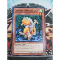 Yugioh Armed Dragon Lv3 Comun 1st Lcyw-en203
