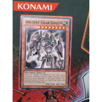 Yugioh Ancient Gear Golem Rare 1st Bp02-en035