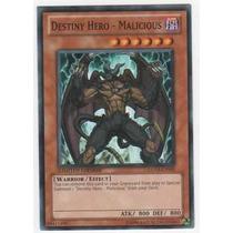 Destiny Hero - Malicious °gold Series 3° Yugioh!