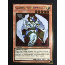 Yugioh Celestia Lightsworn Angel Gold Pgld-en087
