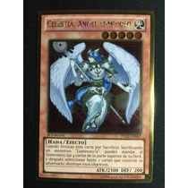 Yugioh Celestia Lightsworn Angel Gold Pgld-sp087