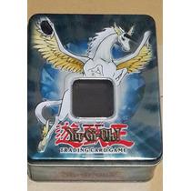 Yugioh Lata Vacía Crystal Beast Sapphire Pegasus Yu Gi Oh!