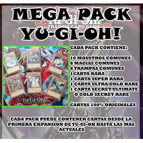 Yugioh Mega Pack Battle City