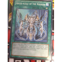 Abyss-scale Of The Kraken - Abyr-en056 - Common 1st Edition
