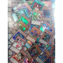 Lote De 150 Cartas Yugioh