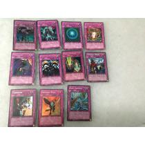 Carta Yu-gi-oh Primera Edición Moradas Varias Trap Card