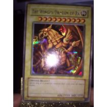The Winged Dragon Of Ra Dod-001 Prismatic Secret Rare Yugioh