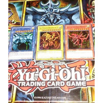Yugioh - 3 Dioses ¡¡ (legendary Collection)