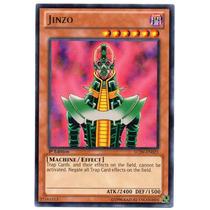 Yugioh Jinzo Rare 1st Lcjw-en023