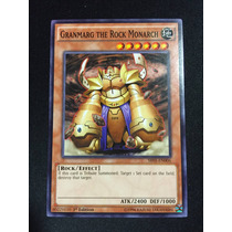 Yugioh 3x Granmarg The Rock Monarch Comun 1st Sr01-en006