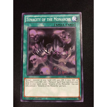 Yugioh Tenacity Of The Monarchs Comun 1st Sr01-en029