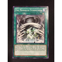 Yugioh 3x The Monarchs Stormforth Comun 1st Sr01-en027