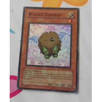 Yugioh! Winged Kuriboh Gx1-en002 Super