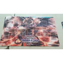 Yu-gi-oh! Dimension Of Chaos Playmat Sneak Peek Exclusive