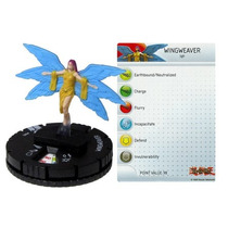 Heroclix Wingweaver 005 Yu-gi-oh! Heroclix: Series Three