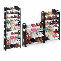 Rack Zapatera Shoes10 Niveles 30 Pares Facil Armado Practico