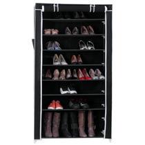 Armario De Zapatos Organiza 45 Pares 9 Niveles 160x88x29 Cms