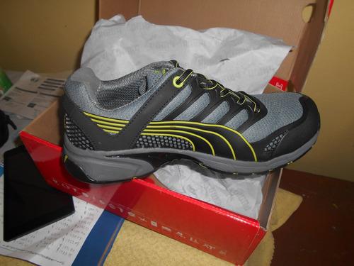 Zapato de seguridad puma en 28 y 29 excelente precio - Zapatos de seguridad precios ...