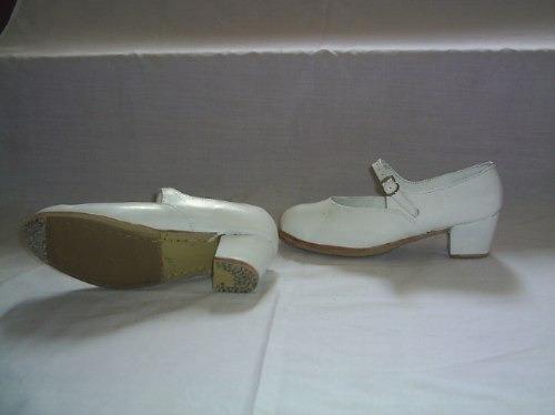 Zapato Para Baile Folklorico Y Danza, Para Dama Y Caballero
