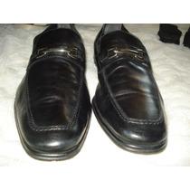 Zapatos Bruno Magli 13 Usa 11mex Supersuaves Seminuevos¡¡
