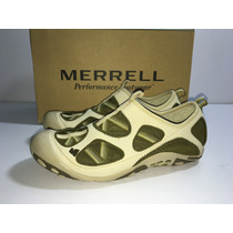 Merrel Zapato De Dama Del 4 Mex Modelo Mangrove Original