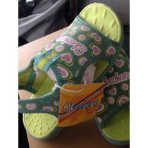 Huaraches Skechers Talla20 Centimetros De Niña