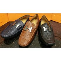 Zapato Mocasines Hermes, Ferragamo, Gucci, Mayoreo, Menudeo